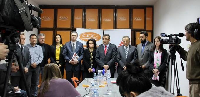 састанак опозиције пред изборе 2016 - 2