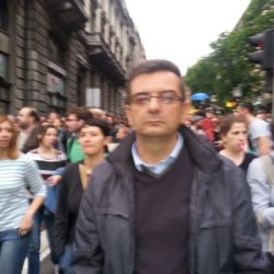ПРЕОКРЕТ активно на протесту против безакоња и фантомки