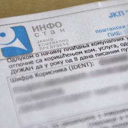 Интензивира се  потписивање петиције против високих цена  комуналних услуга у Београду
