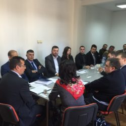 Закључци са састанка опозиционих странака и покрета,  одржаног  у просторијама Покрета за ПРЕОКРЕТ у Београду