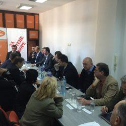 У просторијама Покрета за ПРЕОКРЕТ почео састанак опозиције са темом: поштени избори
