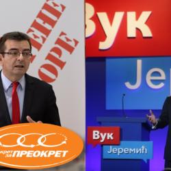 ПОКРЕТ ЗА ПРЕОКРЕТ ПОДРЖАВА  ВУКА ЈЕРЕМИЋА ЗА ПРЕДСЕДНИКА СРБИЈЕ