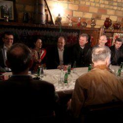 Председник Покрета за ПРЕОКРЕТ са Вуком Јеремићем у Батајници
