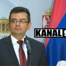 ТВ КАНАЛ 9: ОТВОРЕНИ ЕКРАН, гост: проф. др. Јанко Веселиновић