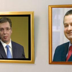 """Изложба """"Пет  година пропадања"""" под режимом Александра Вучића"""