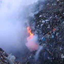 Покрет за ПРЕОКРЕТ  тражи да се утврди одговорност због пожара на новосадској депонији