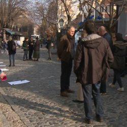 N1: Protest u Skadarliji: Umesto iz turskog doba, kamen iz Grčke