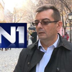 N1- Veselinović: Dok je Đilas graditelj, Mali je rušitelj