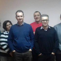 Састанак  руководства градских одбора Покрета за ПРЕОКРЕТ и Покрета слободних грађана у Новом Саду