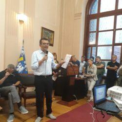 Трибина Савеза за Србију у Ужицу