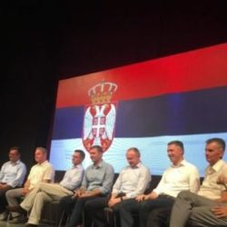 N1 : Savez za Srbiju predstavio program, uoči skupa incident