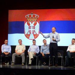 N1: Savez za Srbiju, ipak, dobio dozvolu za skup u sali u Užicu