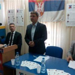 Савез за Србију: Из Пирота који је знао да устане и да се бори, крећемо до победе