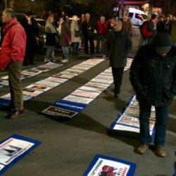 DANAS: Izložba Saveza za Srbiju ispred RTS uprkos zabrani