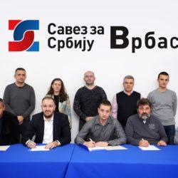 Основан Савез за Србију у Врбасу