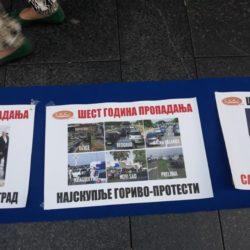 Infobrif: Pokret za preokret: Fotografije ispred RTV stvarnost u Srbiji (FOTO)