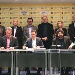 N1 : Opozicioni savezi i stranke potpisali dokument o uslovima za fer izbore