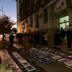 РТВ: Део опозиције испред РТВ
