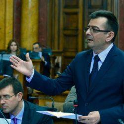 Dnevni žurnal: NOVOGODIŠNJI INTERVJU! Veselinović: Proteste niko ne može da zaustavi!