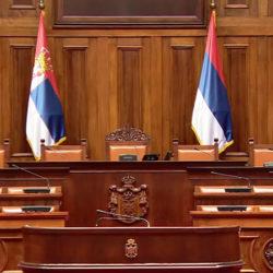 Веселиновић: Од данас немамо Народну скупштину, ни Владу Србије