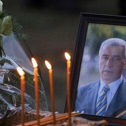 1.000 свећа за Оливера Ивановића