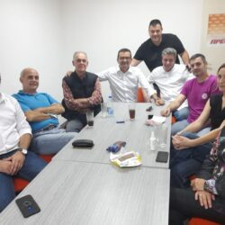Председник ПРЕОКРЕТА у разговору са члановима ГО Београд