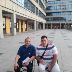 Бојан Чедић позвао грађане и адвокате на протест у петак